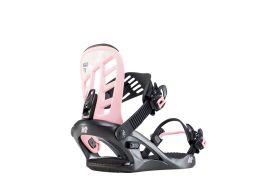 Binding  Kids Women  K2 - Kat Black Pink - M
