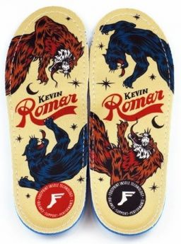Footprint - Kingfoam Orthotics - Kevin Romar