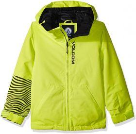I0451902 Vernon Ins Jacket - Lime  - M