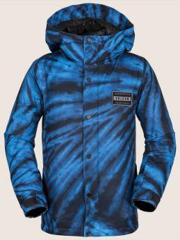 I0451903 Ripley Ins Jacket - Blue Tie-Dye
