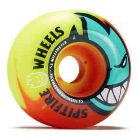 Wheels Spitfire - Bighead 99 Neon Orange / Yellow - 54