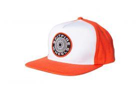50010194G00 Classic 87 Swirl - Orange/White - One size