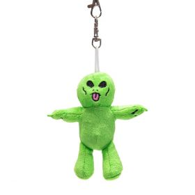 RND4225A Lord Alien Mini Plush Key Chain - Green - OS