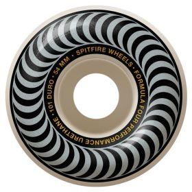 Spitfire Wheels - Formula Four - 101D - Classic Shape - 54MM