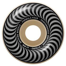 Wheels Spitfire - Formula Four - 97D - Classic Shape Natural - 54mm