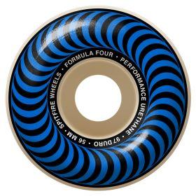 Wheels Spitfire - Formula Four - 97D - Classic Shape Natural - 56mm