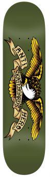 Deck Antihero - Classic Eagle Olive 8.38