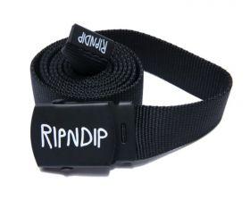 RND4799 Logo Web Belt - Black - OS