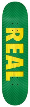 Deck Real  - Bold Series Green 8.38