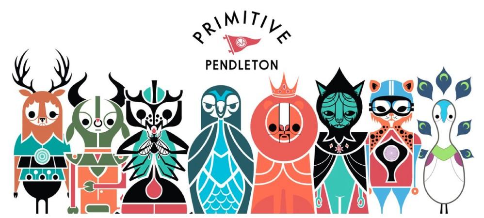 Primitive Skate | The Pendleton Zoo