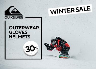Sales - Quicksilver