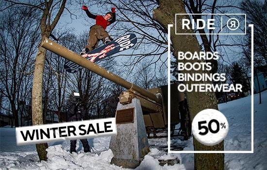 Sales - Ride